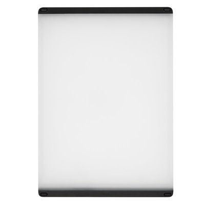OXO White Polypropylene Utility Cutting Board 27 x 38cm