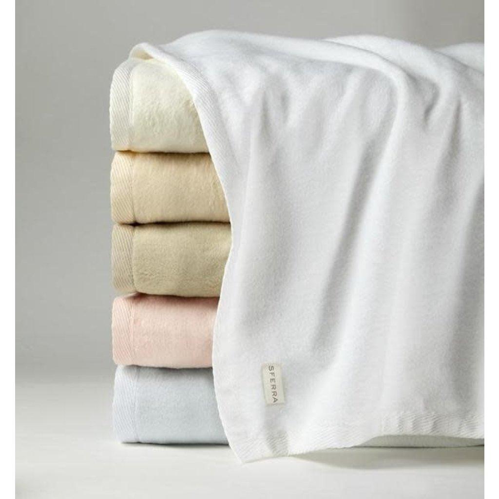 SFERRA St. Moritz - King Blanket 108X90 Ivory