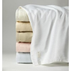 SFERRA St. Moritz - King Blanket 108X90 Blanc