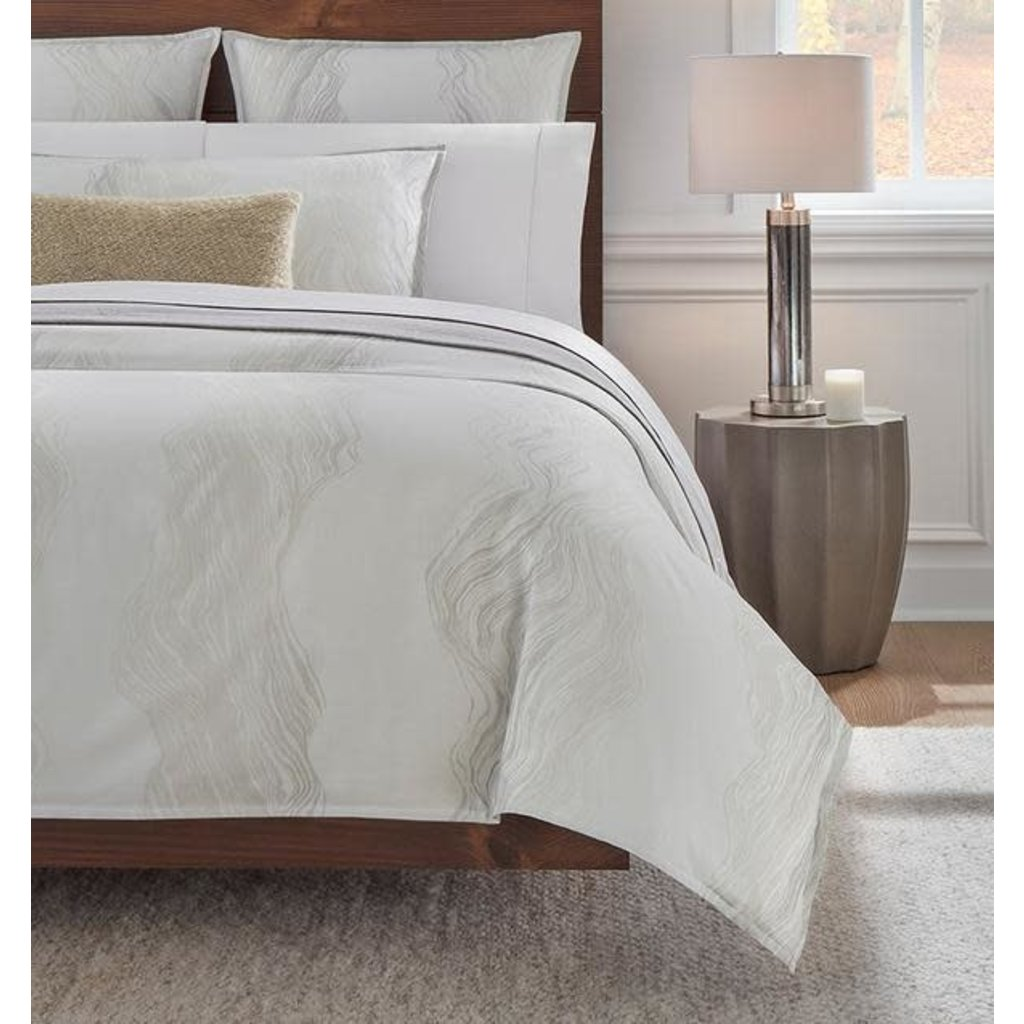 SFERRA Melba King Duvet Cover 106X92 Tin