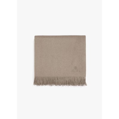 Unito Cashmere Throw - Shaded Cloud