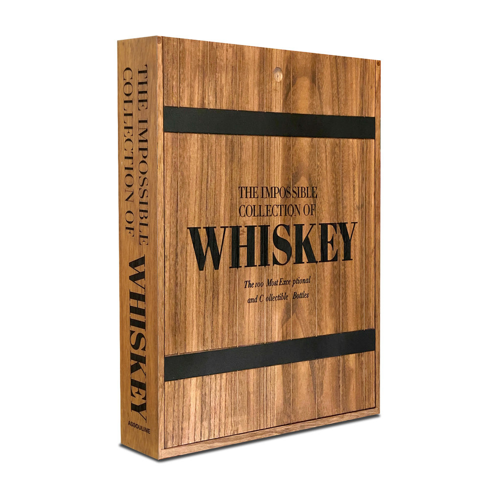ASSOULINE Impossible Collection of Whiskey