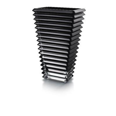 BACCARAT Eye Vase Rectangular 300 Black