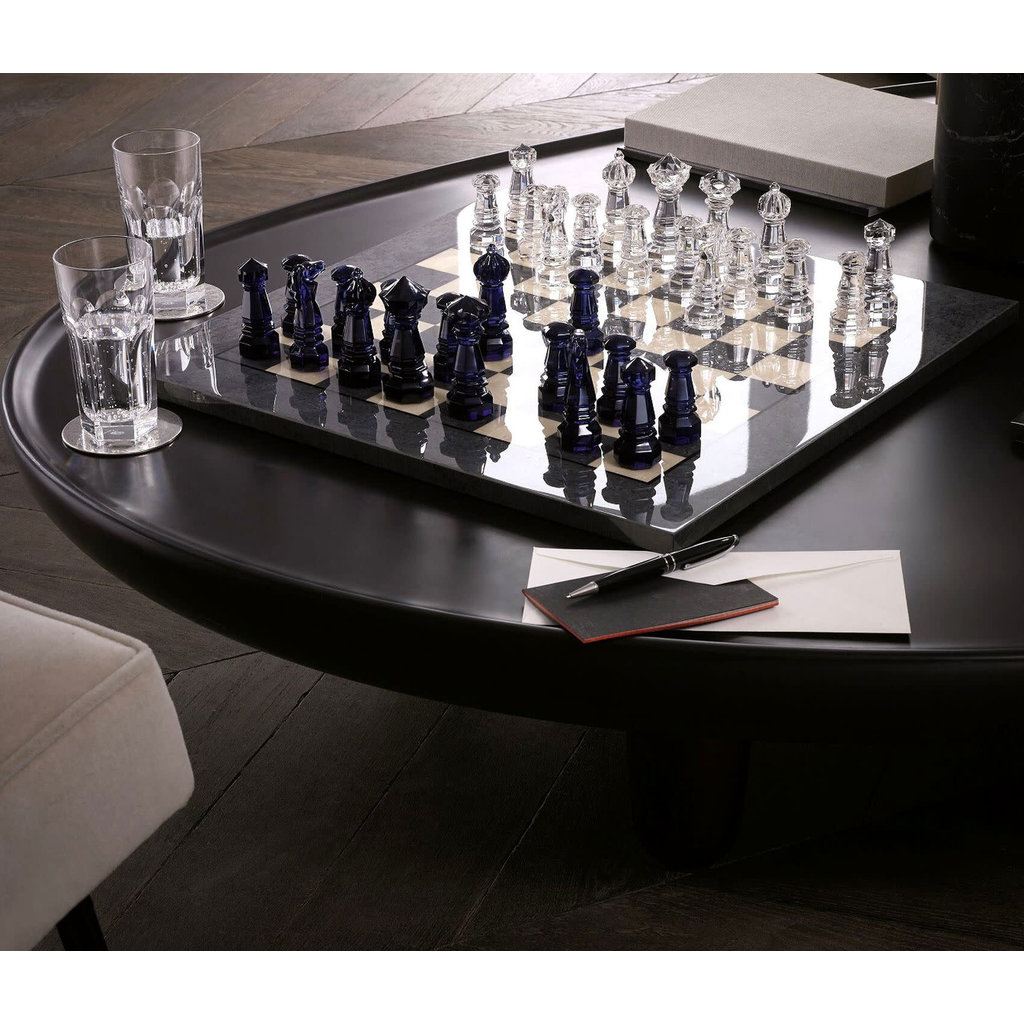 BACCARAT Numbered Edition Chess Game