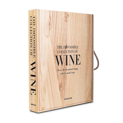 ASSOULINE Impossible Collection of Wine