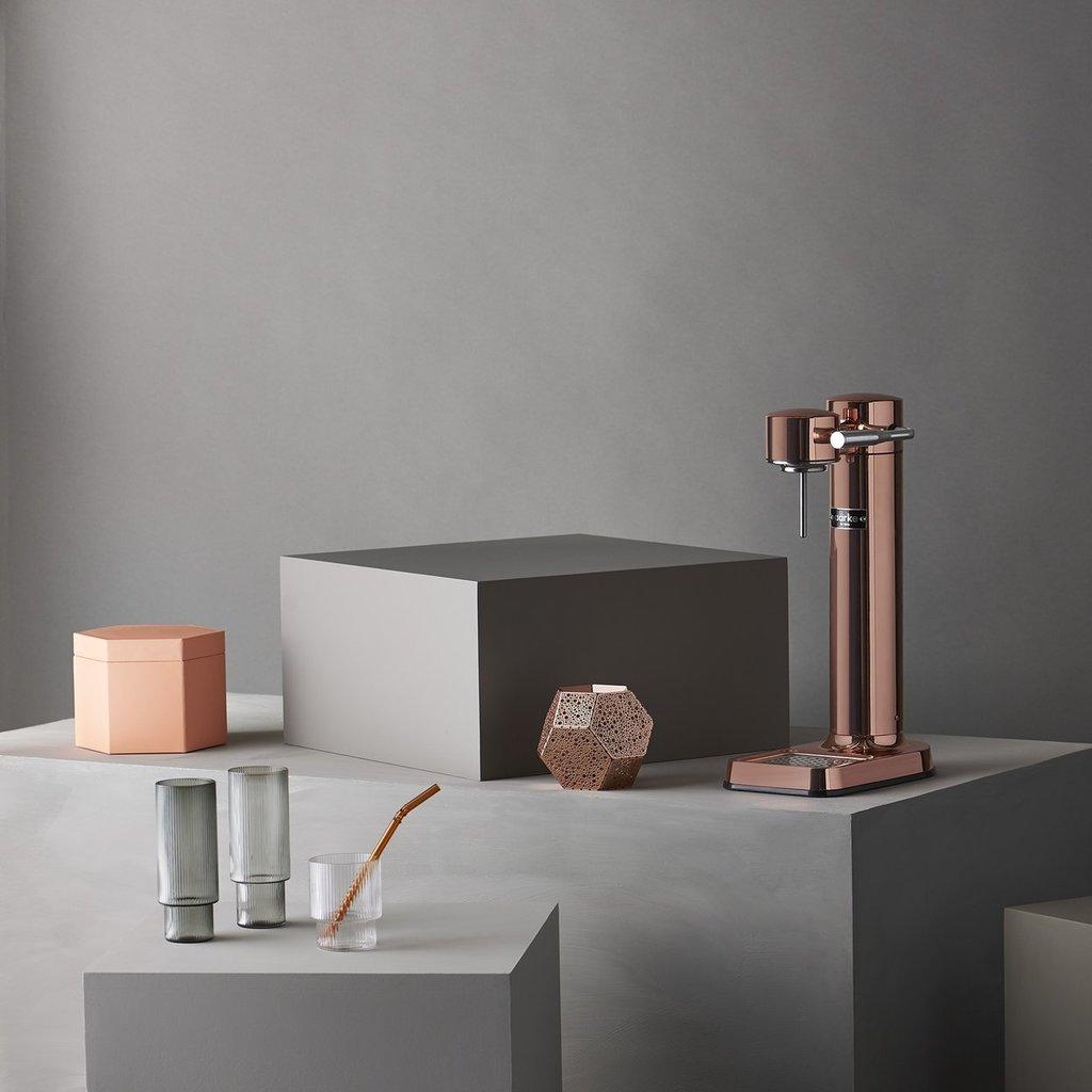 AARKE Sparkling Water Carbonator III Copper