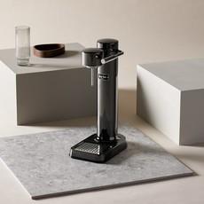 AARKE Carbonateur d'eau pétillante III Chrome noir