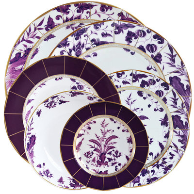 BERNARDAUD Prunus Dinnerware Collection