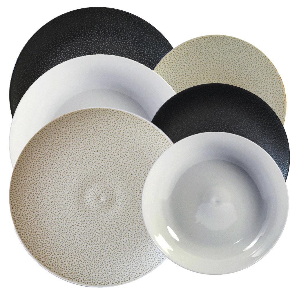 BERNARDAUD Bulle Collection de Vaisselle