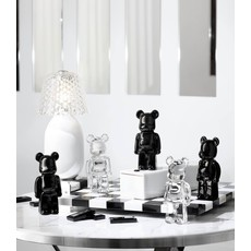 BACCARAT Bear-Standing Clear
