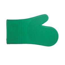"PORT-STYLE Silicone Mitt Emerald Green 30 cm - 12"""