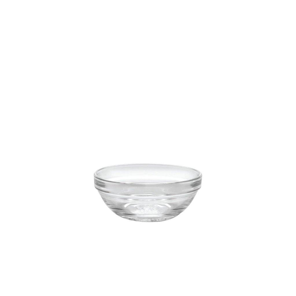 DURALEX Lys Stackable Clear Bowl  7.5 Cm