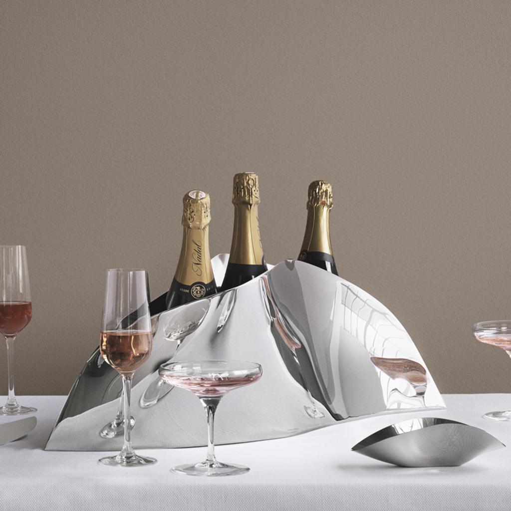GEORG JENSEN Grand Sceau à champagne Indulgence