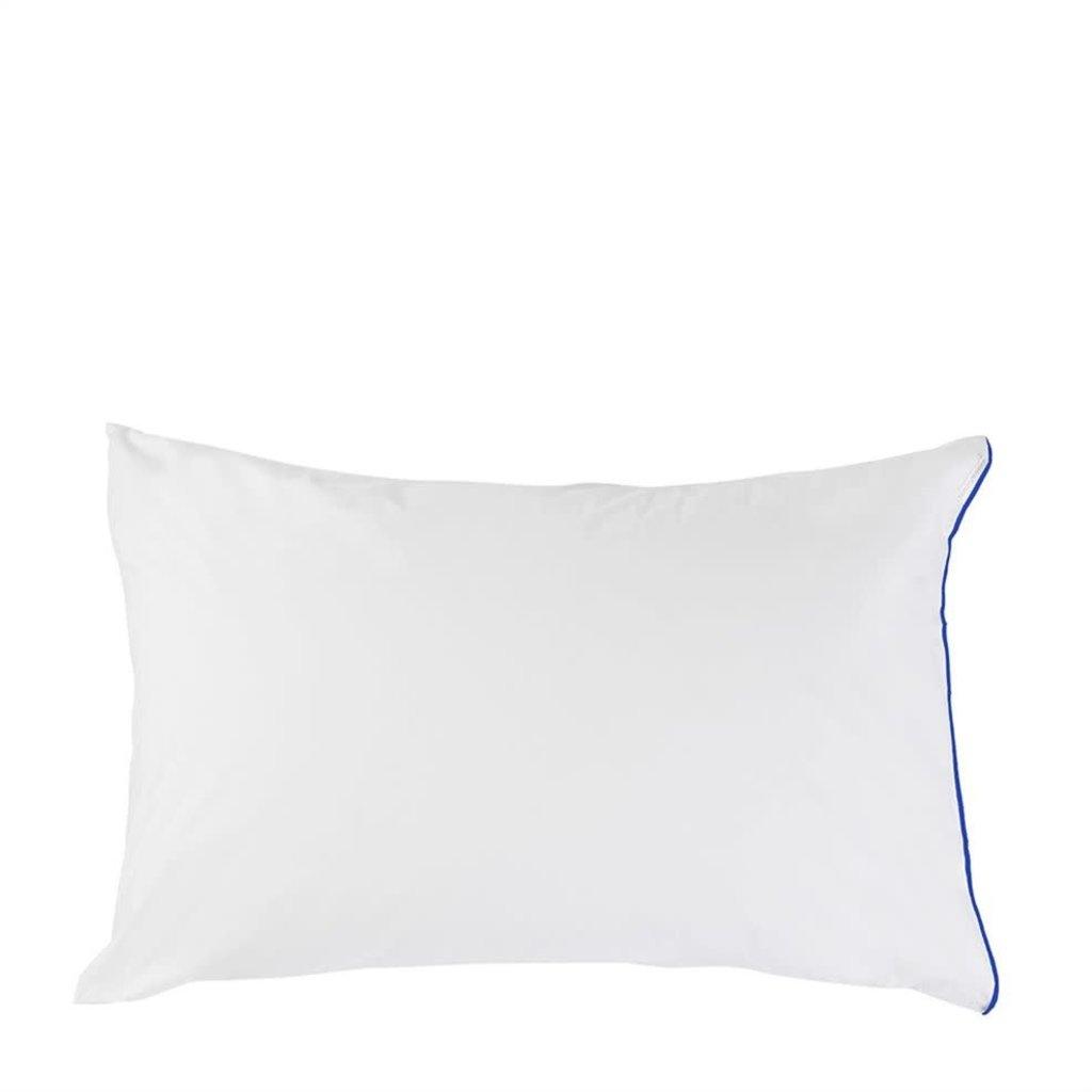 DESIGNERS GUILD  Astor Cobalt King Pillowcase 90X50Cm