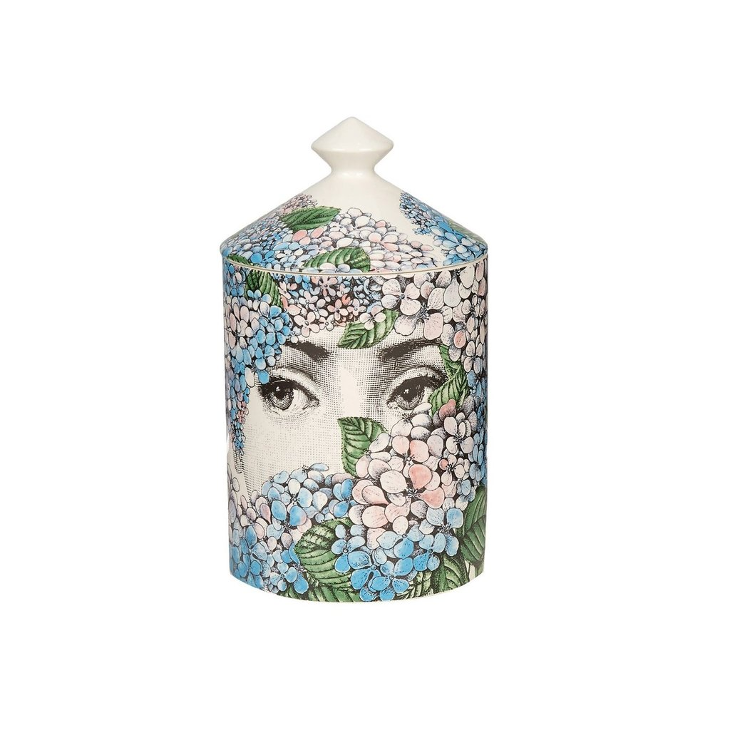 FORNASETTI FRAGRANCE Ortensia Medium Scented Candle - 900G