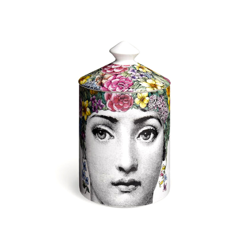 FORNASETTI FRAGRANCE Flora Scented Candle - 300G