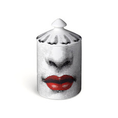 FORNASETTI FRAGRANCE Bougie parfumée moyenne  Bacio - 300G