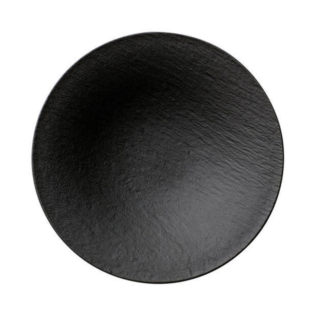 VILLEROY & BOCH Manufacture Rock Assiette creuse / Soupe aux rebords 11,5 po
