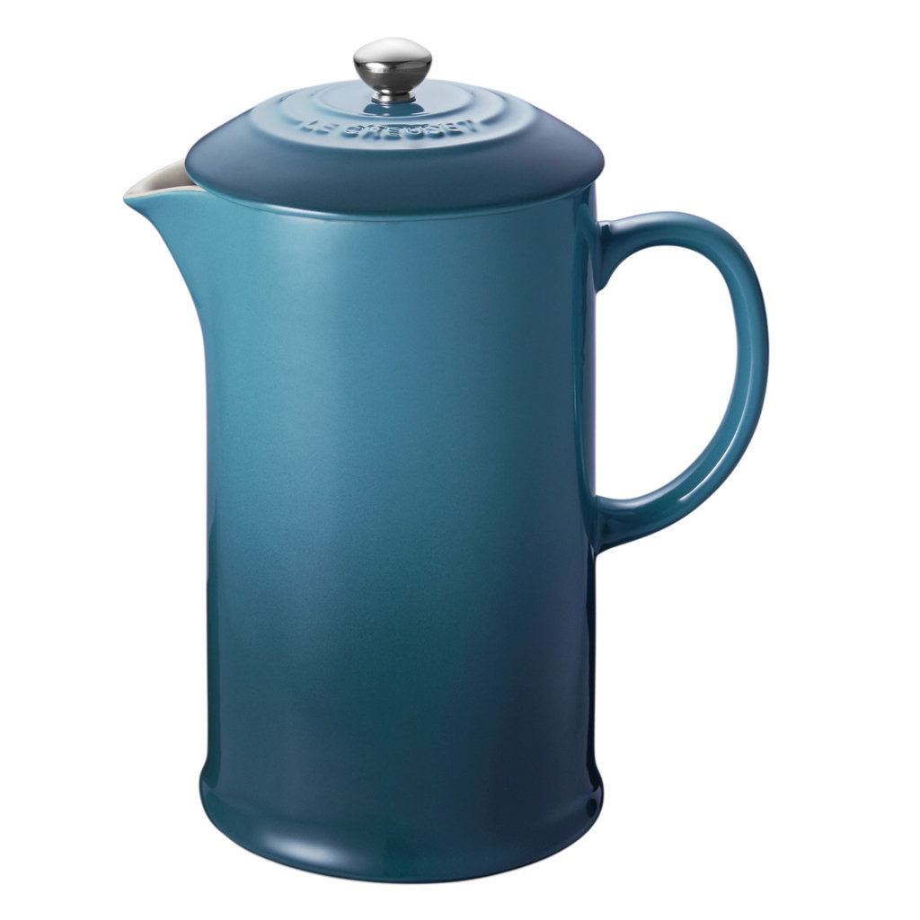 LE CREUSET Classic 1 L French Press Teal