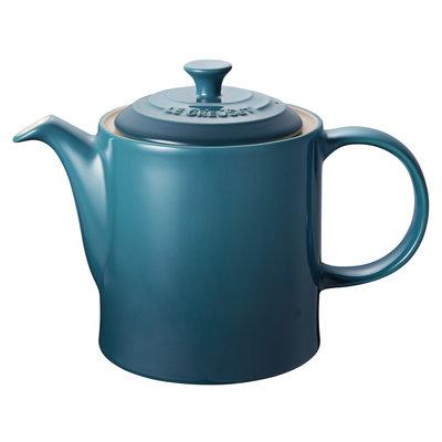 LE CREUSET Classic 1.3L Grand Teapot Teal