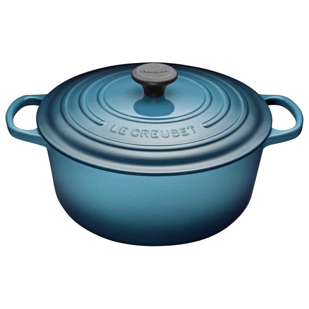 LE CREUSET 6.7 L Round French Oven Teal
