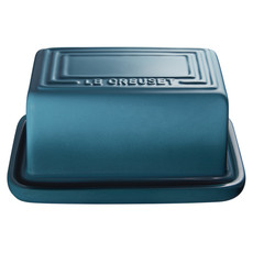 LE CREUSET Butter Dish Teal