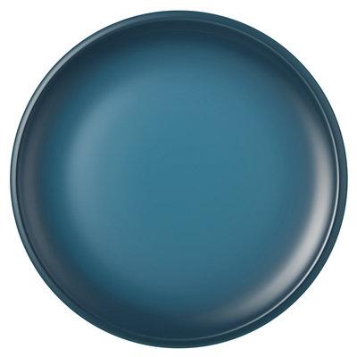 LE CREUSET Assiettes minimalistes (jeu de quatre) 27 cm Teal