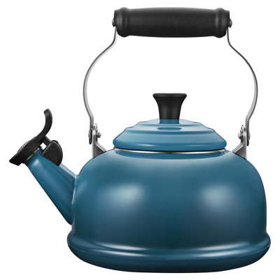 LE CREUSET 1.6 L Classic Whistling Kettle Teal