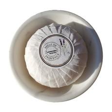 BELLE DE PROVENCE 100G Round Soap Lavender