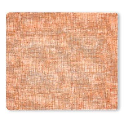 MODERN TWIST Napperon: Linen - Tangerine