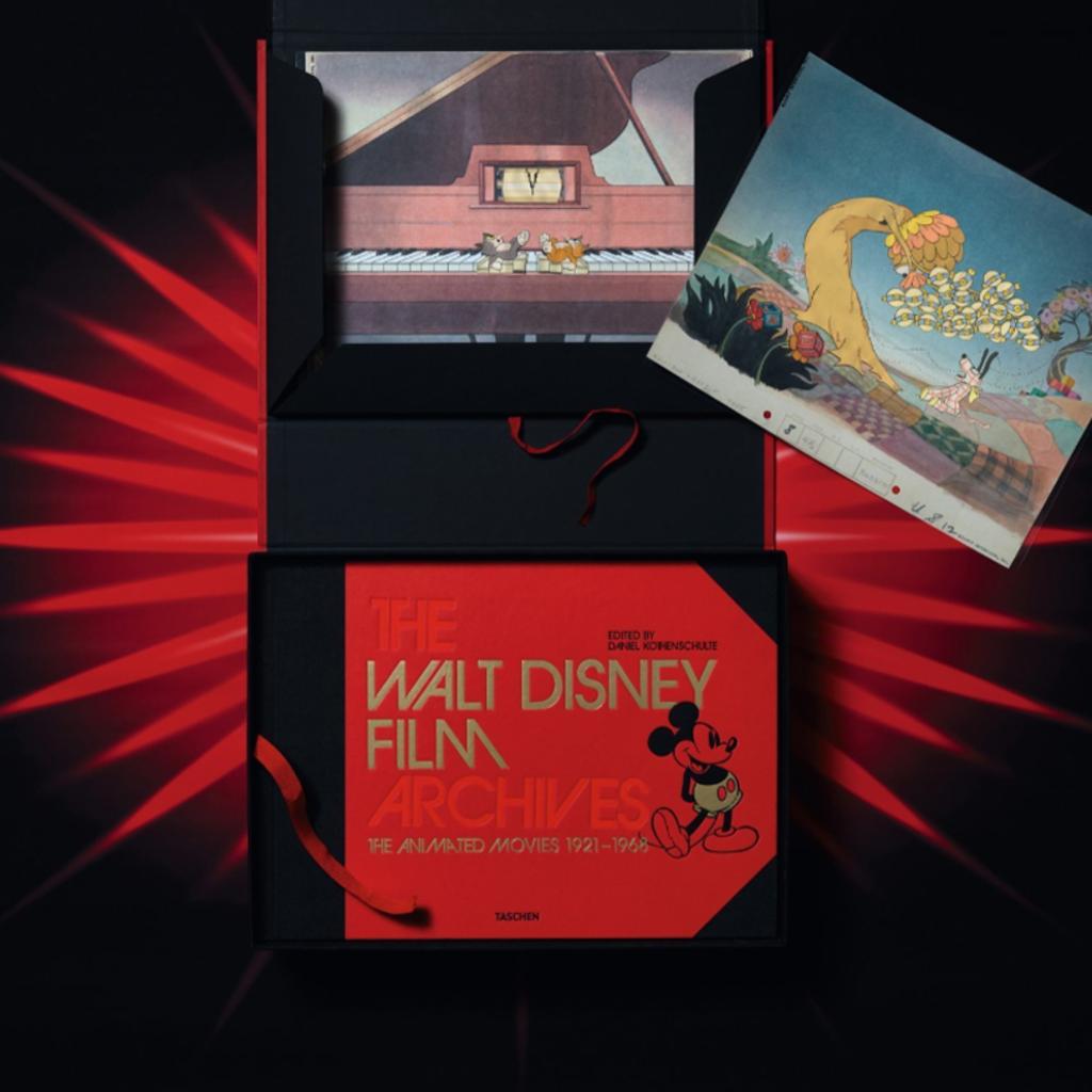 TASCHEN TASCHEN Disney Archives, Movies 1