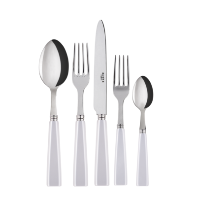 SABRE Icône 5 Piece Place Setting White