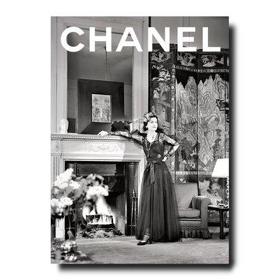 ASSOULINE Chanel 3-Book Slip Case (New Edition)