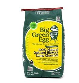 BIG GREEN EGG Natural Lump Charcoal 20 lbs