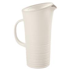 GUZZINI GUZZINI Tierra PitcherWithLid Milk White
