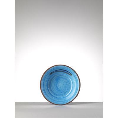 MARIO LUCA GIUSTI bol en mélamine, lot de 6 - Turquoise