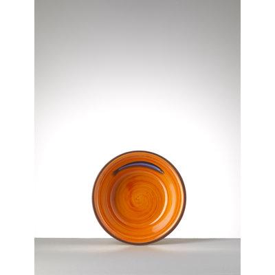 MARIO LUCA GIUSTI Melamine Bowl Set of 6 - Orange