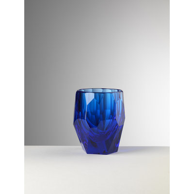 MARIO LUCA GIUSTI Milly Acrylic Tumbler Set of 6 - Blue