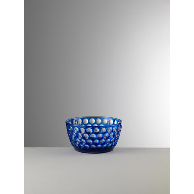 MARIO LUCA GIUSTI Lente Small Serving Bowl - Blue