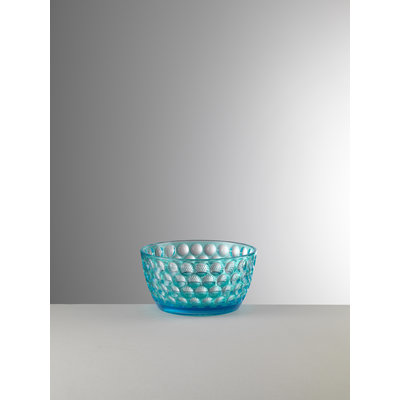 MARIO LUCA GIUSTI Lente Small Serving Bowl - Turquoise