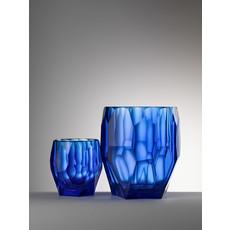 MARIO LUCA GIUSTI  Seau bleu Filippo en acrylique