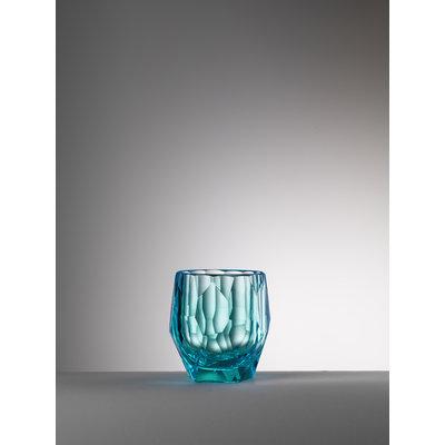 MARIO LUCA GIUSTI Seau en acrylique Filippo - Turquoise