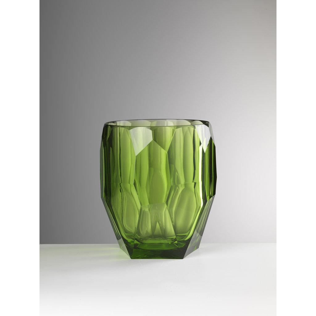 MARIO LUCA GIUSTI Green Antartica Ice Bucket in Acrylic