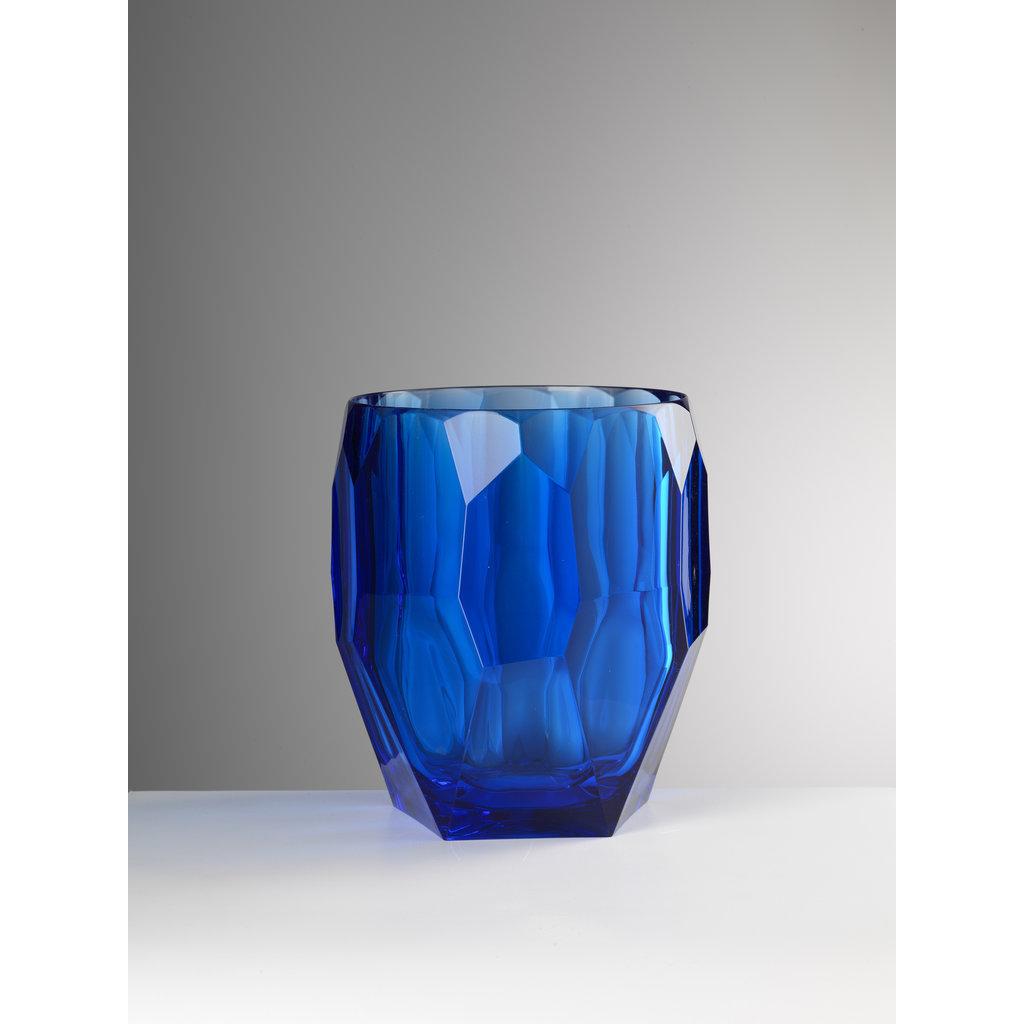 MARIO LUCA GIUSTI Blue Antartica Ice Bucket in Acrylic