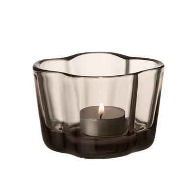 LITTALA Aalto Tealight Candleholder 2.25'' - Grey