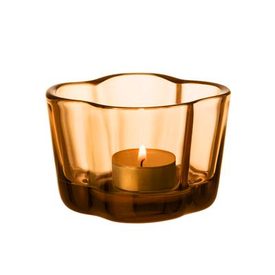 LITTALA Aalto Tealight Candleholder 2.25'' - Orange
