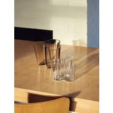 IITTALA  Aalto Glass Vase 6.75''X5.5'' - Clear