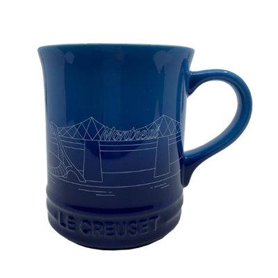 LE CREUSET Tasse à café 400 ml 92 Montréal Bleuet