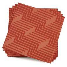 LE JACQUARD FRANCAIS Nature Urbaine Biodegradable Paper Napkin 16'' X 16'' Quartz
