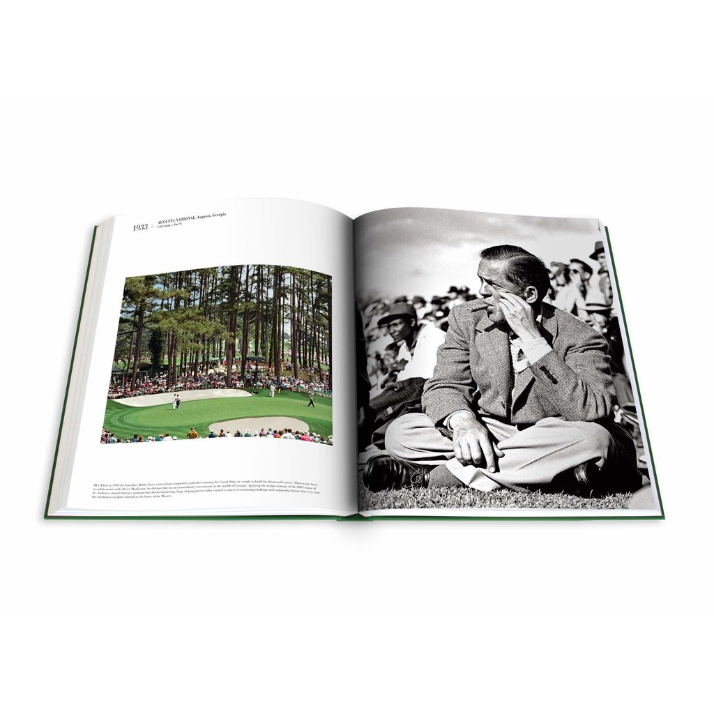 ASSOULINE Golf: The Impossible Collection (Version Anglaise)
